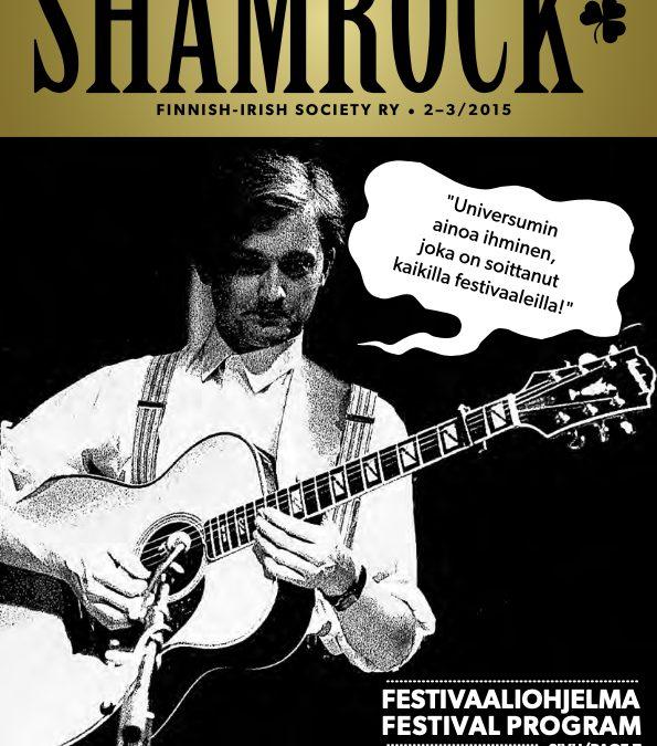Shamrock 2015/2-3