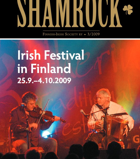 Shamrock 2009/3