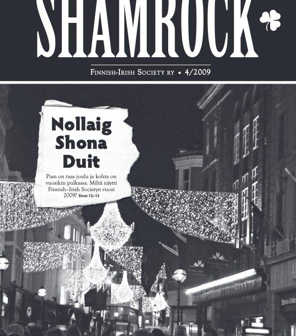 Shamrock 2009/4