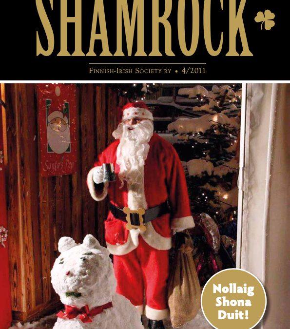 Shamrock 2011/4