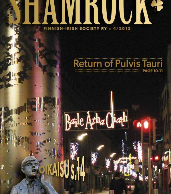 Shamrock 2013/4